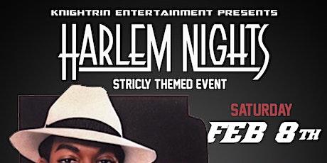 Harlem Nights 2020 tickets