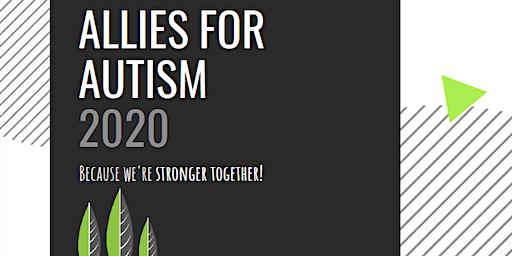 Allies for Autism, Spectrum Spectacular Thursday, April 2, 2020