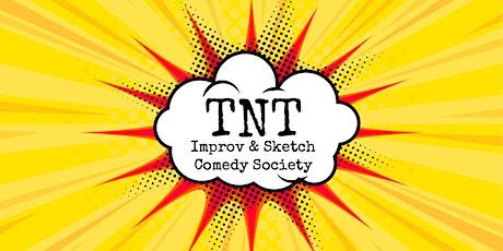 Drop-in Improv Comedy Class (Canterbury, Kent) tickets