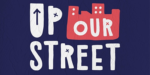 Up Our Street: Pop Up LEGO Workshops