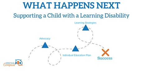 What Happens Next: Supporting a Child with a Learning Disability tickets