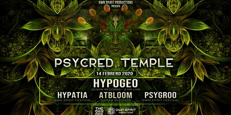 Own Spirit Productions: Psycred Temple (Barcelona) entradas