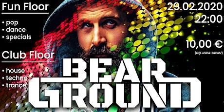 BearGround | MAZE tickets