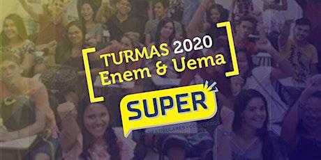 Preparatório ENEM 2020 ingressos
