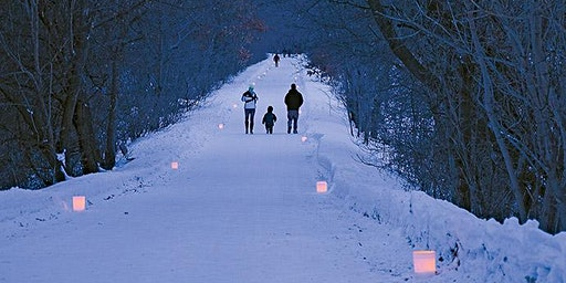 Sold Out Feb 22 Candlelight Snowshoe and Dinner