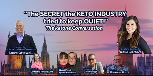 The Ketone Conversation UK Pre Launch Tour