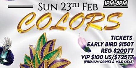T&T Garage Boys presents - COLORS (Trinidad Carnival) tickets
