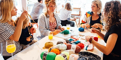 Super Beginners Knitting Workshop tickets
