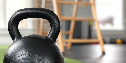 Barres and Bells  : The Pull Up and the Press