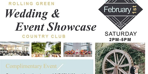 Rolling Green Country Club Bridal Show