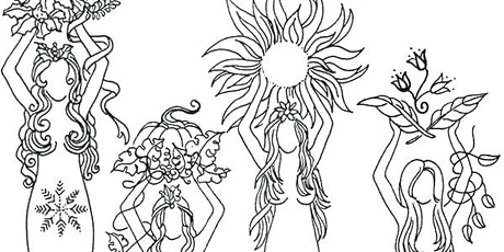 In Search of the Goddess: Therapeutic Art Session tickets