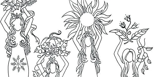 In Search of the Goddess: Therapeutic Art Session