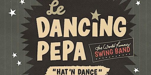 Le Dancing Pepa - Hat 'n Dance swing night