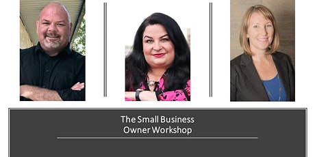 Small Business Owner Workshop tickets