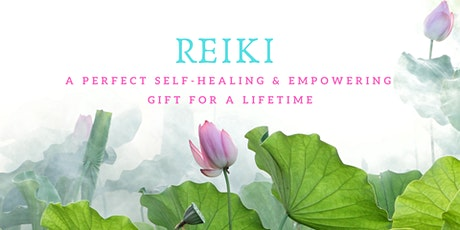 Usui Reiki Level 1: Foundation Class for Beginners tickets