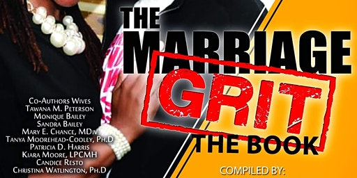 The Marriage Grit Book Signing & Dinner Celebration