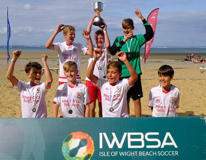 Youth Beach Soccer Championships image