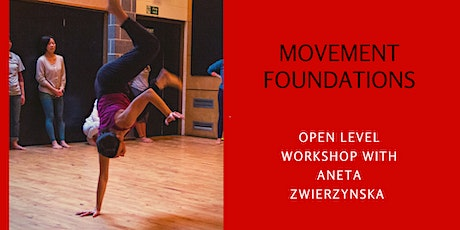 Movement Foundations tickets