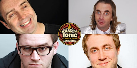 Just the Tonic Comedy Club - Leamington Spa tickets