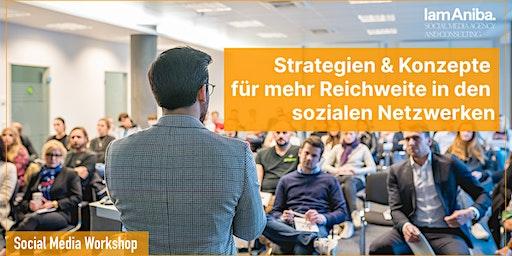 Social Media: Strategien & Konzepte für mehr Reichweite & Umsatz