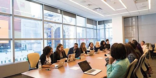 Let's Listen Up Ladies-Women Mean Business Supper Club