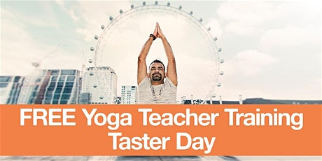 FREE Yoga Teacher Training Taster Day tickets