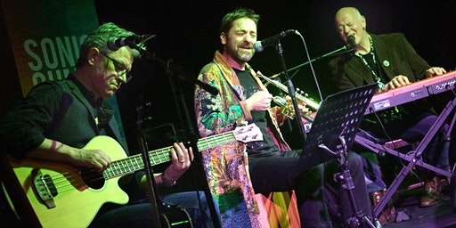 Mumbo Jumbo in Concert - Eclectic, Acoustic Vaudeville!