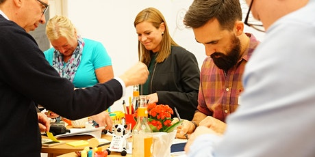 Tagesworkshop DESIGN THINKING kennenlernen – agiles Arbeiten live Tickets