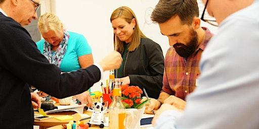 Tagesworkshop DESIGN THINKING kennenlernen – agiles Arbeiten live