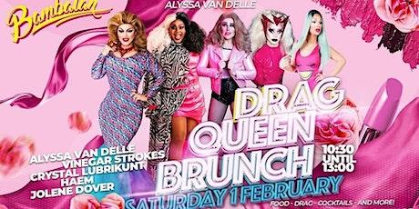 Bambalan's Drag Queen Brunch tickets