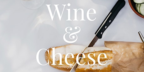 Wine and Cheese: A Very British Tasting tickets