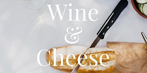 Wine and Cheese: A Very British Tasting