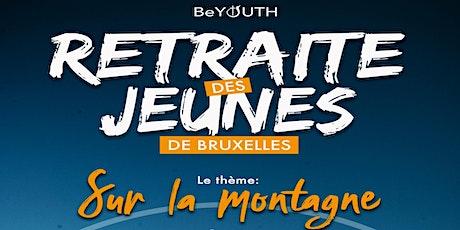Retraite des Jeunes adultes NJ Bruxelles 2020  billets