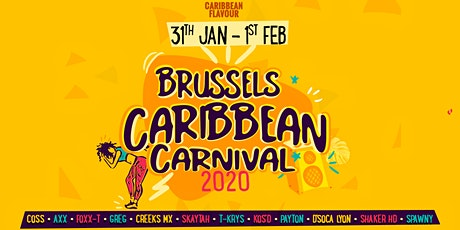 Brussels Caribbean Carnival 2020 tickets