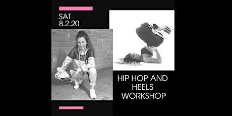 Hip Hop and Heels Workshop tickets