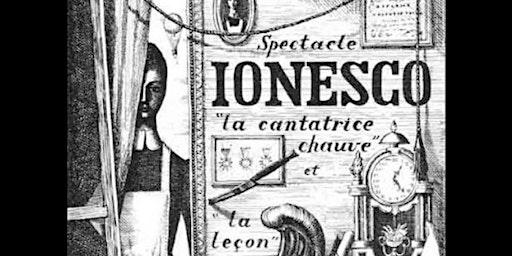 Ionesco Special - theatre performance. Jan 30, 8 PM