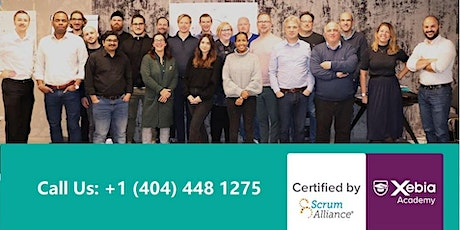 Certified Scrum Product Owner l CSPO Training tickets