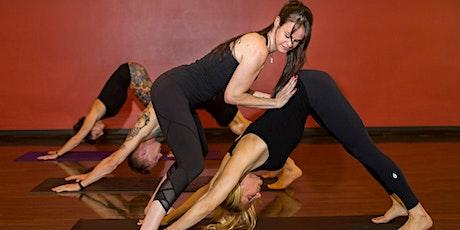 Yoga Sculpt tickets