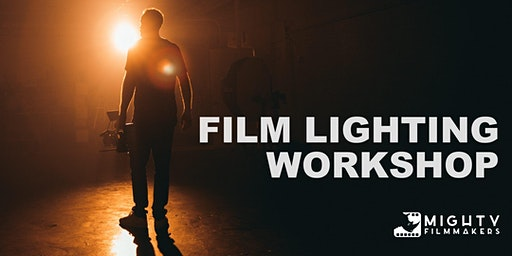 "Interview and Film lighting ""Intro Filmmaking Series"" workshop in Brighton"