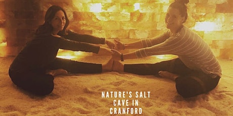 Flow and Let Go-YOGA IN SALT CAVE tickets