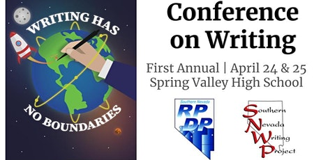 Writing Has No Boundaries: SNRPDP/SNWP Annual Writing Conference tickets