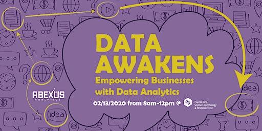 Data Awakens: Empowering Businesses with Data Analytics