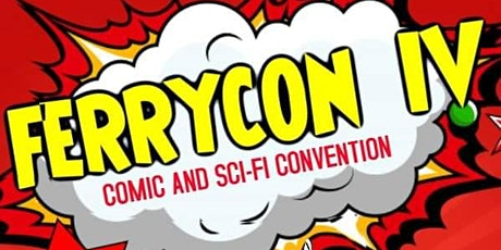 FERRYCON IV tickets