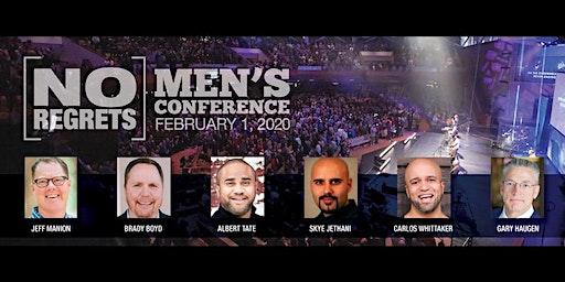No Regrets 2020 - Men's Simulcast Conference