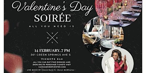 Valentine's Day Soir`ee