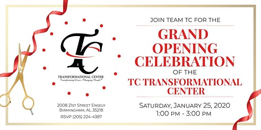 TC Transformational Center Open House