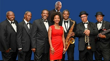 The Blue Breeze Band - A Tribute to Motown