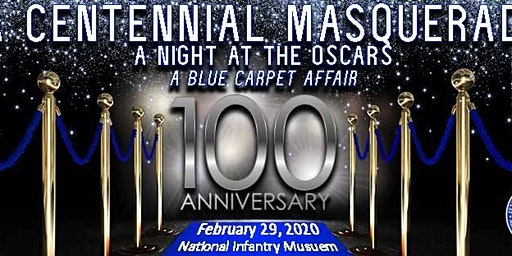 Centennial Masquerade A Night At the Oscars