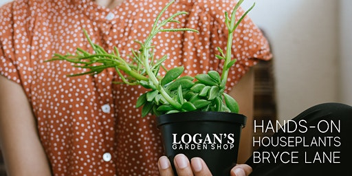 Hands-On Houseplants with Bryce Lane