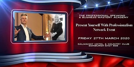 The Professional Speaking and Business Mastery Academy Network tickets
